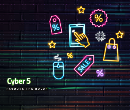 Cyber 5 Favours the Bold: 'Tis the Season for Digital Shelf Optimization